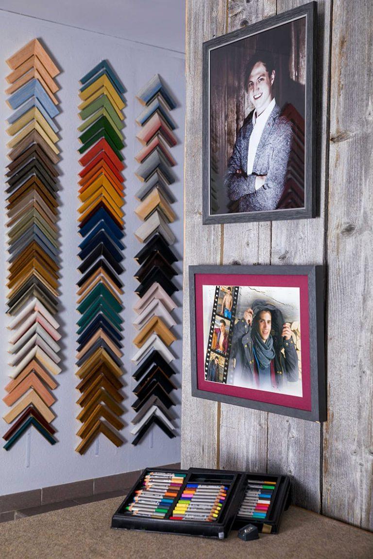 Rahmengalerie - Fotograf Murnau - Foto Stoess