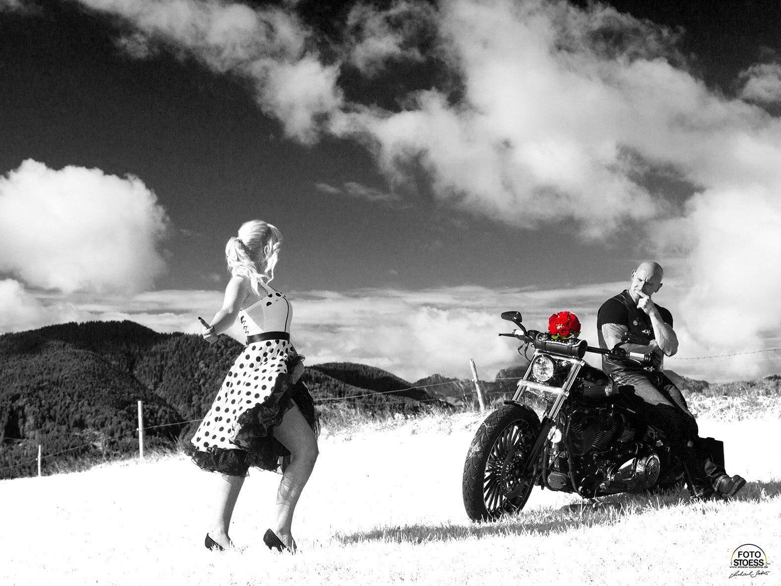 Hochzeitsfotograf Murnau - Hochzeitsfotos - Hochzeitsfotografie - Hochzeitsshooting - Foto Stoess