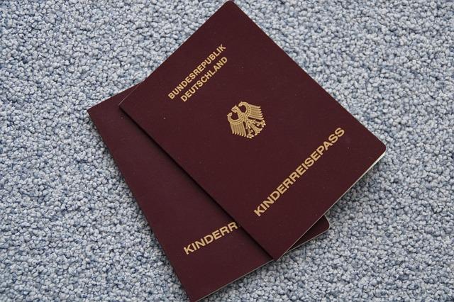 Kinderreisepass - Passfotos - Foto Stoess