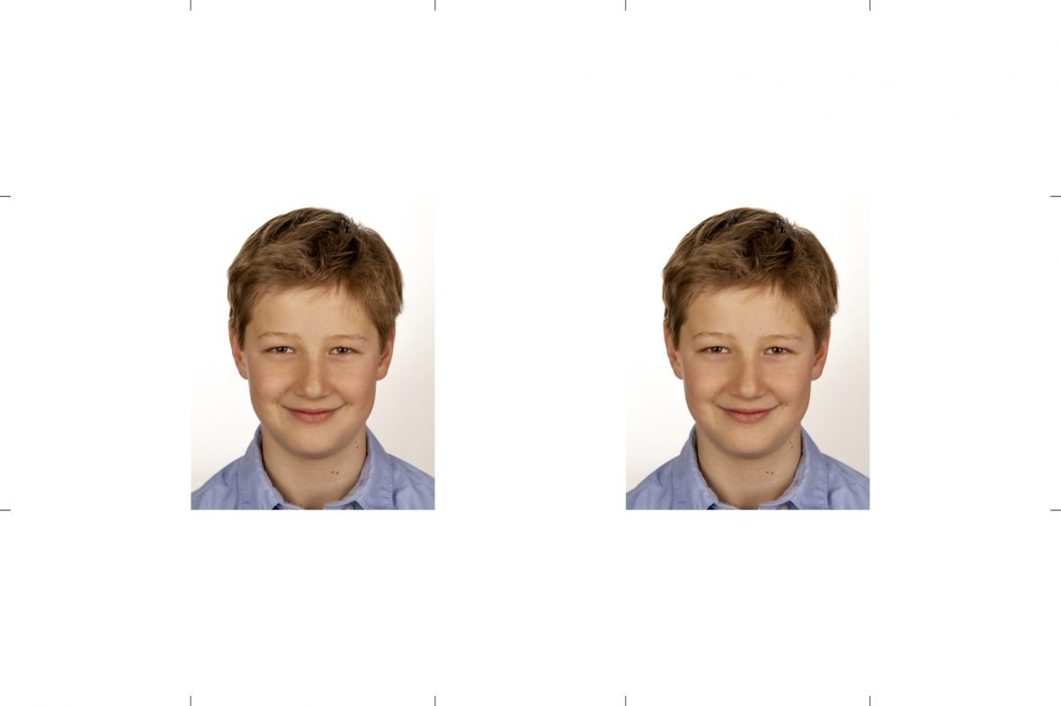 Passfotos 2er Set - Biometrische Passbilder - Fotograf Murnau-1