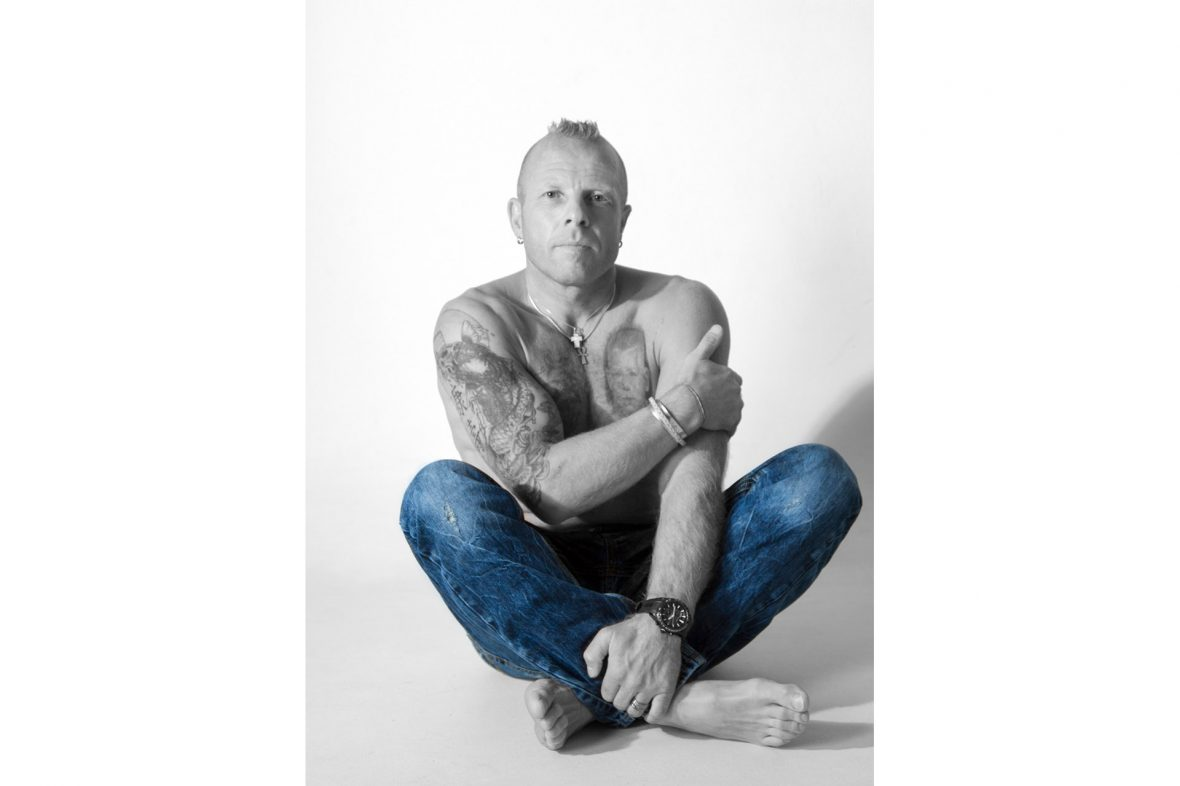 Portraitfotografie - Portraitfotos Mann - Portraitfotograf Murnau - Foto Stoess