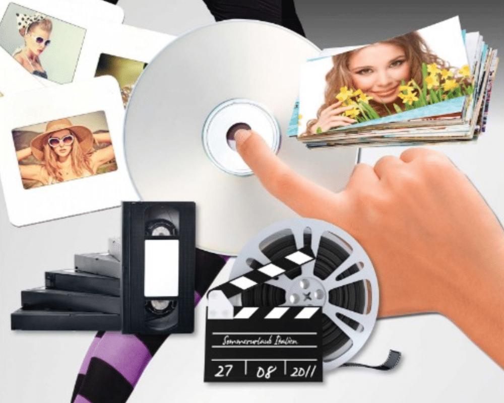 Überspielservice - Foto Stoess - Fotofachgeschäft
