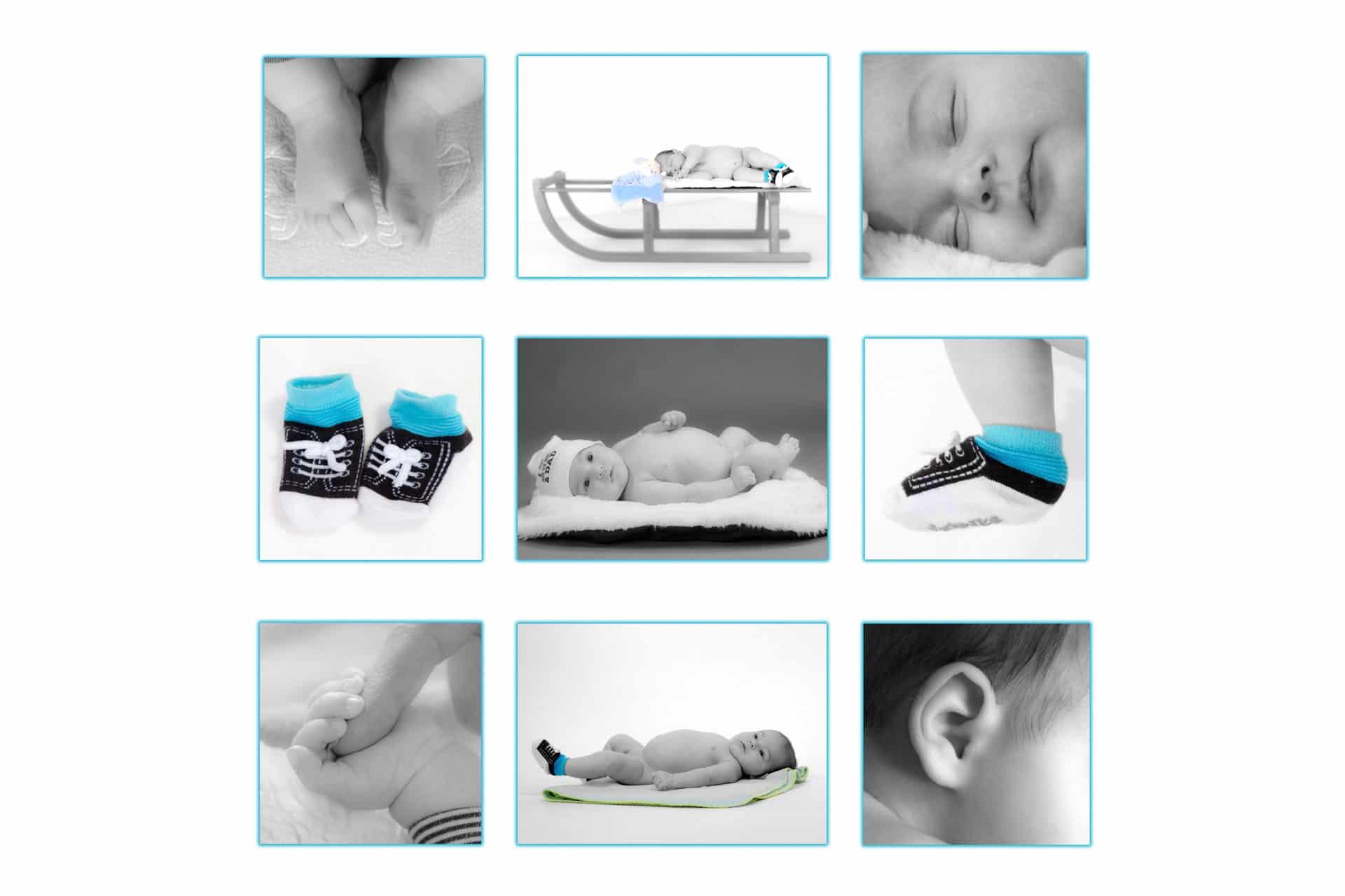 Zauberhafte Momente festhalten in Babybildern - Babyfotografie - Babyfotos - Babyfotograf - Babyshooting Murnau - Foto Stoess