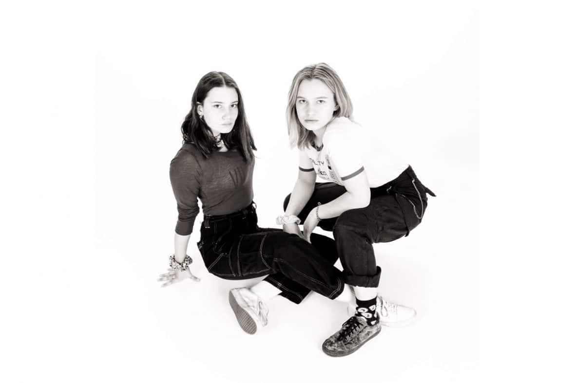 Freunde-Fotoshooting - Freundinnenshooting als Geschenk - Freundschaftsfotos Foto Stoess Murnau-1